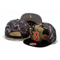 MLB Baltimore Orioles Stitched Snapback Hats 010