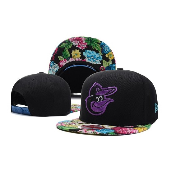 MLB Baltimore Orioles Stitched Snapback Hats 011