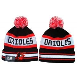 MLB Baltimore Orioles Stitched Knit Beanies Hats 013