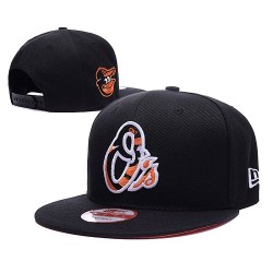 MLB Baltimore Orioles Stitched Snapback Hats 001