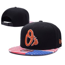 MLB Baltimore Orioles Stitched Snapback Hats 002