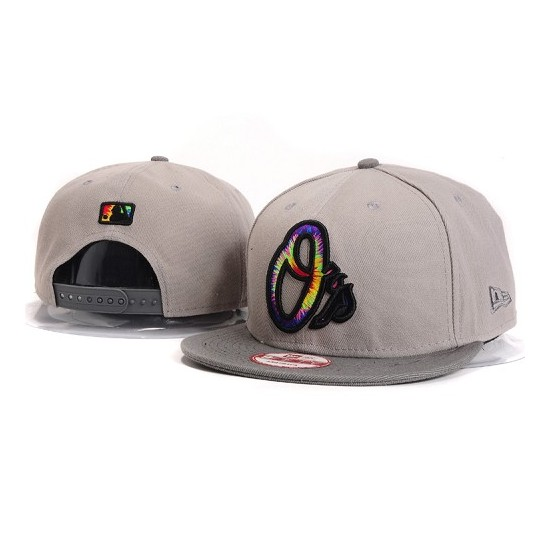 MLB Baltimore Orioles Stitched Snapback Hats 003
