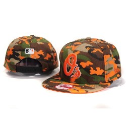 MLB Baltimore Orioles Stitched Snapback Hats 005