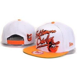 MLB Baltimore Orioles Stitched Snapback Hats 006